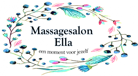 Massagesalon Ella Logo